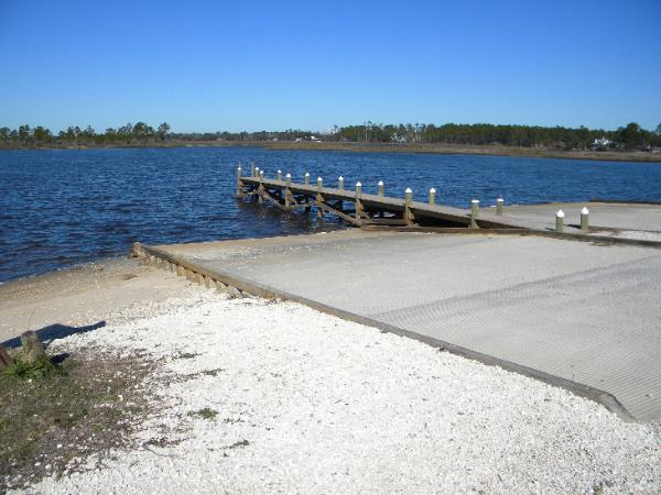 Boatramps saltwater pensacola for Pensacola bay fishing