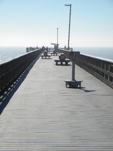 Pier standrewsparkpier for Destin florida fishing pier
