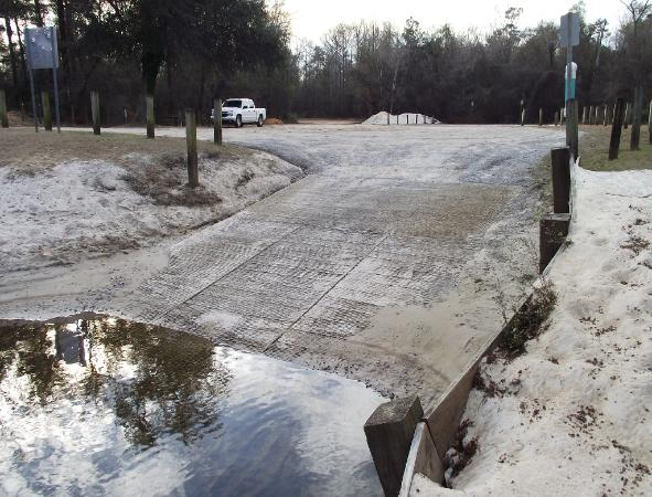 Yellow River Boat Ramps In Northwest Florida