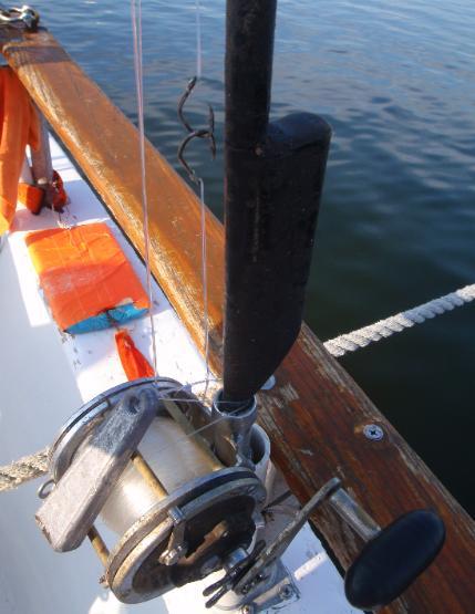 Fishingskills saltwater reel for Sweet jody fishing