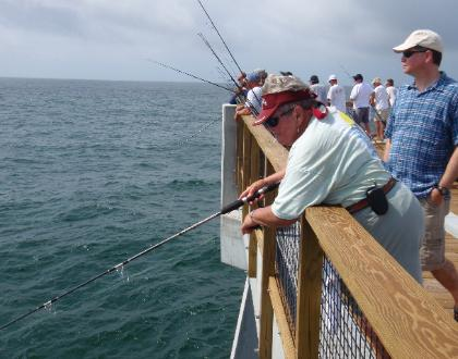 Navarre beach pier for Pier fishing tips