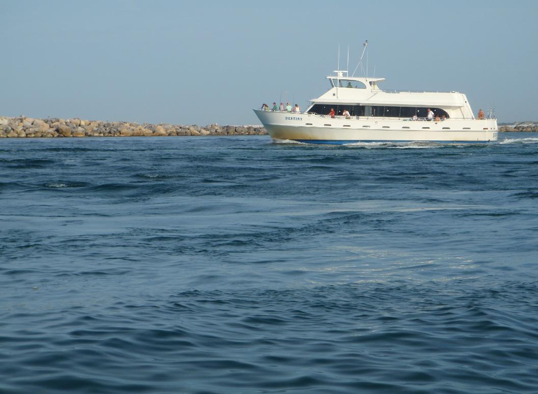 Boats party destiny for Party boat fishing destin fl