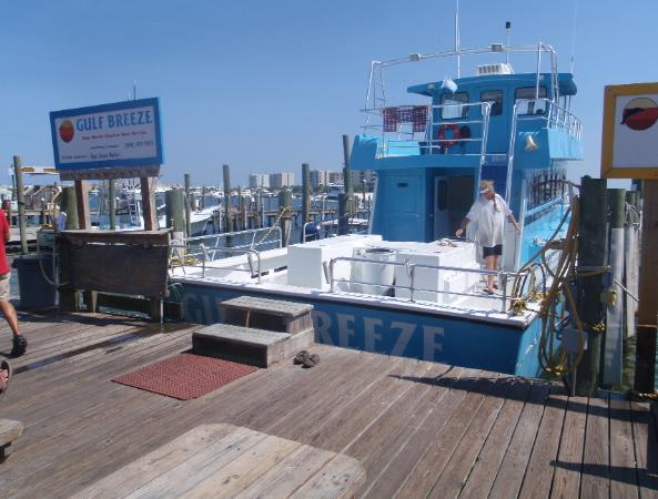 Olin marler fishing charters destin fl for Destin florida fishing trips