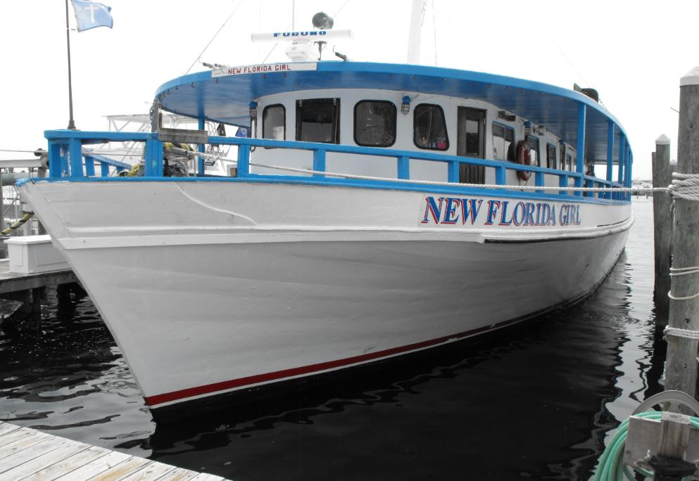 Partynewfloridagirl for Party boat fishing destin fl