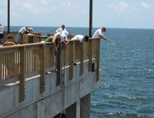 Pier gulfstateparkpier for Gulf shores fishing pier