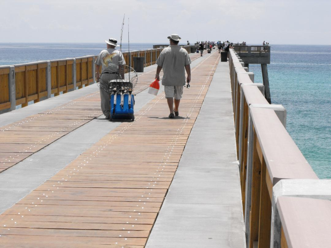 Panama beach fishing pete garin last local guide service for Panama city beach fishing