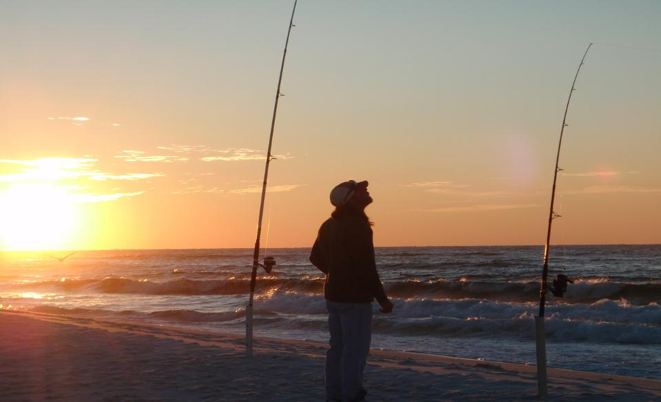 Fishing destin guide for Destin shark fishing