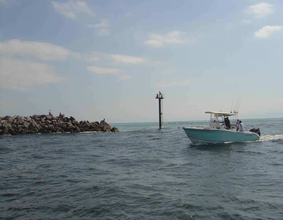 Destin east pass jetty fishing for Destin fishing guides