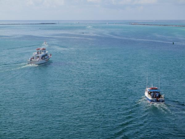 Boats party swoop for Party boat fishing destin fl